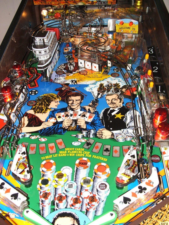 maverick pinball machine Google Search Pinball