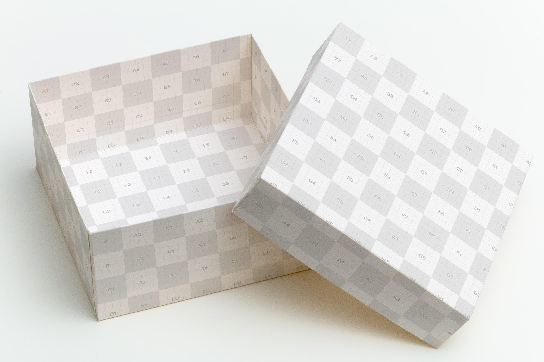 Download Big Gift Box Mockup 01 | Big gift boxes, Box mockup, Big gifts