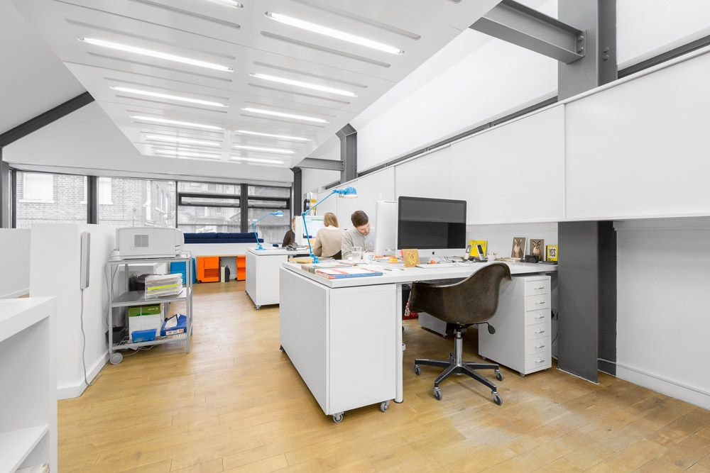 Build  »  design studio in UK