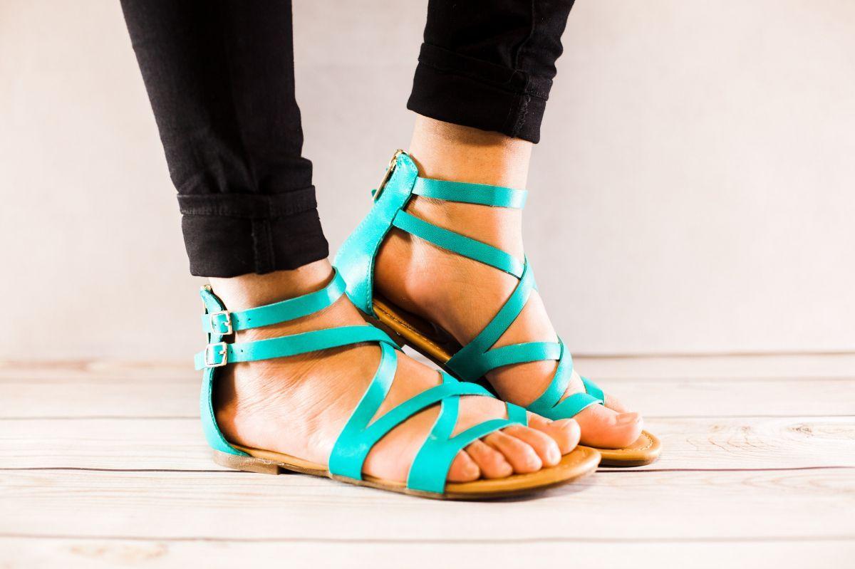 Sandal Up: Its Spring
