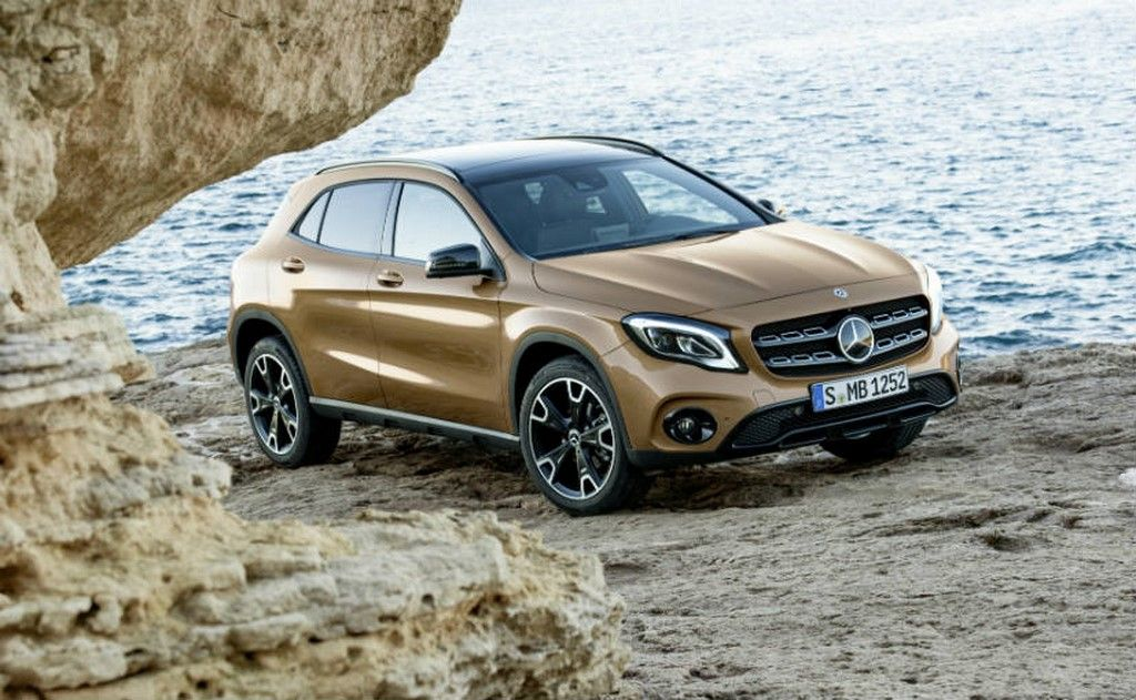 2017 Mercedes Gla Price Starts At Rs 30 65 Lakhs Con Imagenes
