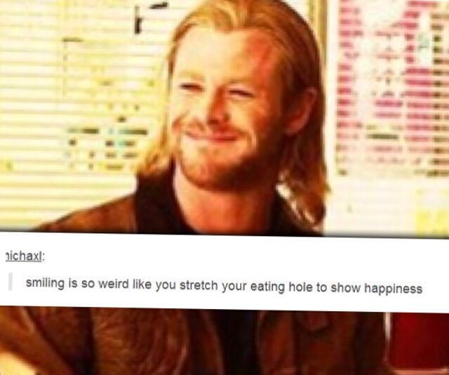Tumblr Avengers Thor