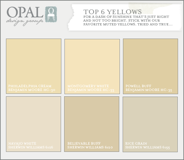 Image Result For Yellow Toned White Paint