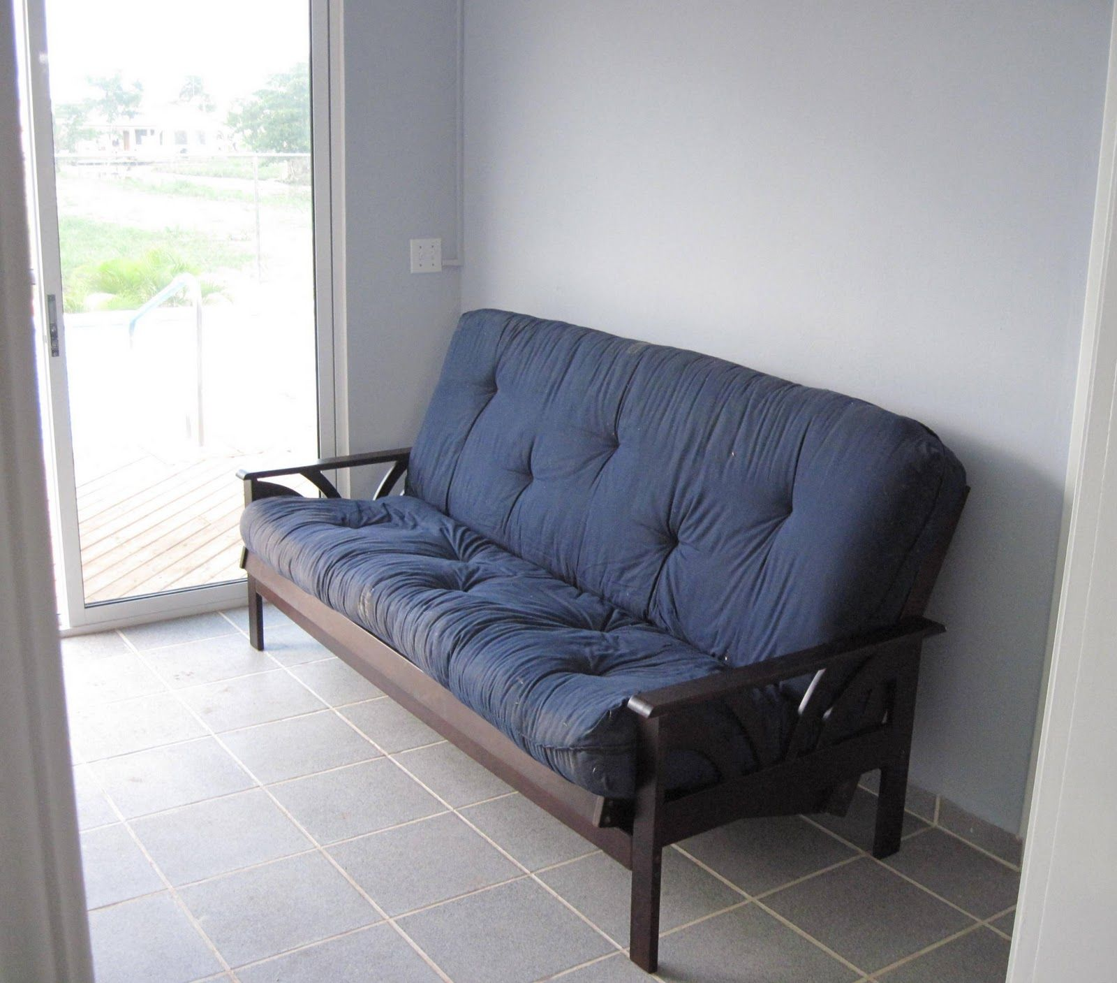 Futon For Cory S Apt Instead Of Couch