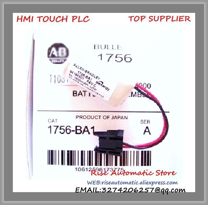 replace 1756BA1 PLC battery ControlLogix New Original