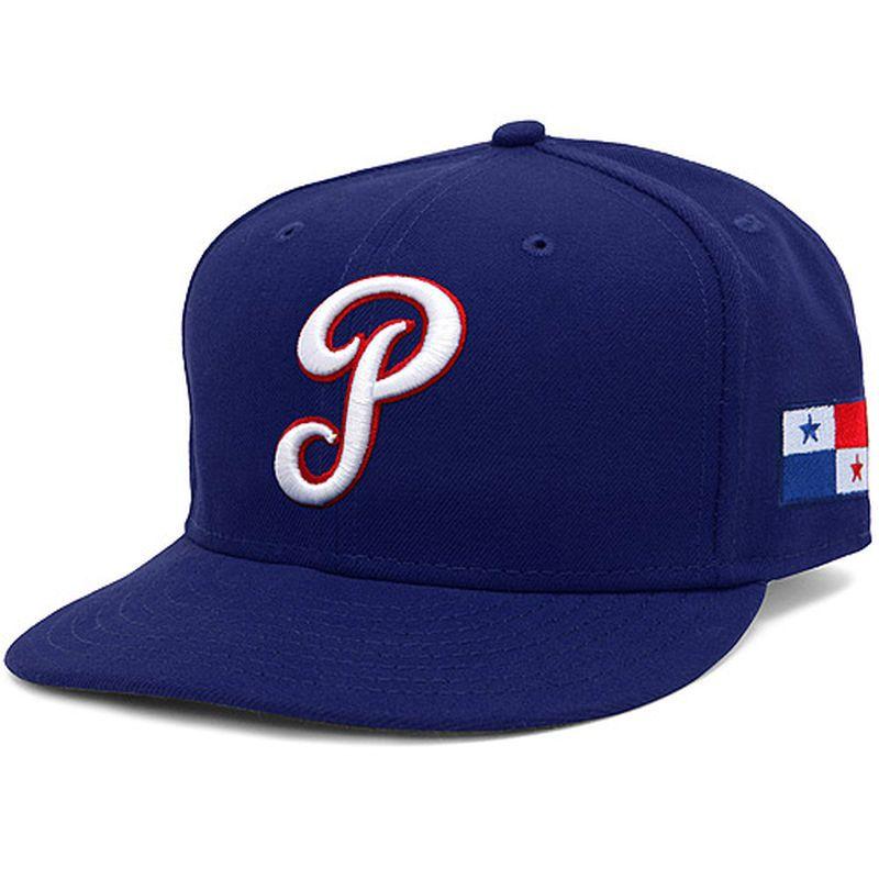 7e9e548407f Panama New Era Men s World Baseball Classic On-Field 59Fifty Performance  Fitted Hat - Navy