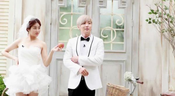 Leeteuk we got married We Got