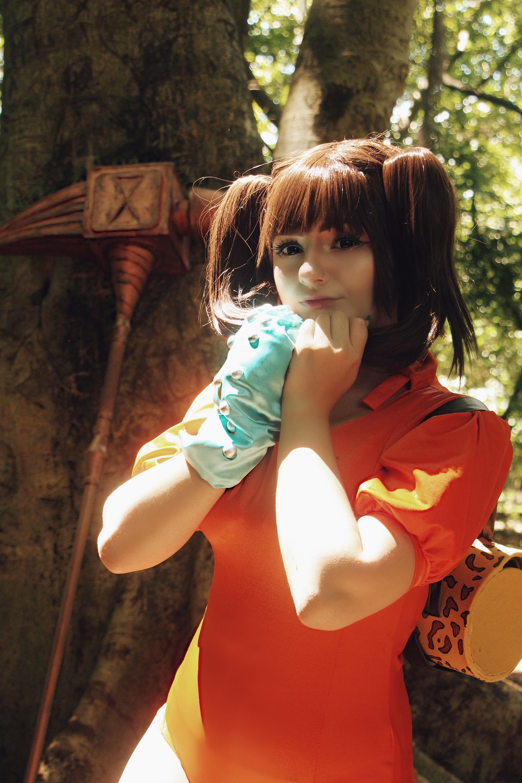 Diane - Nanatsu no Taizai cosplay in 2020 | Instagram