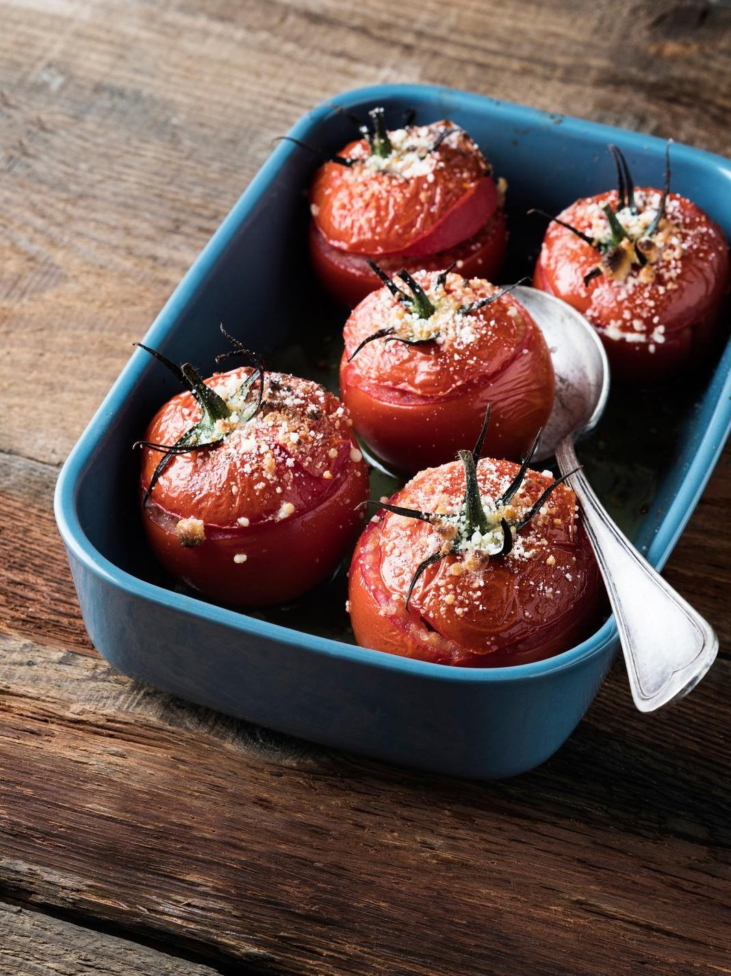 Vingt-cinq recettes gourmandes pour cuisiner la tomate ...