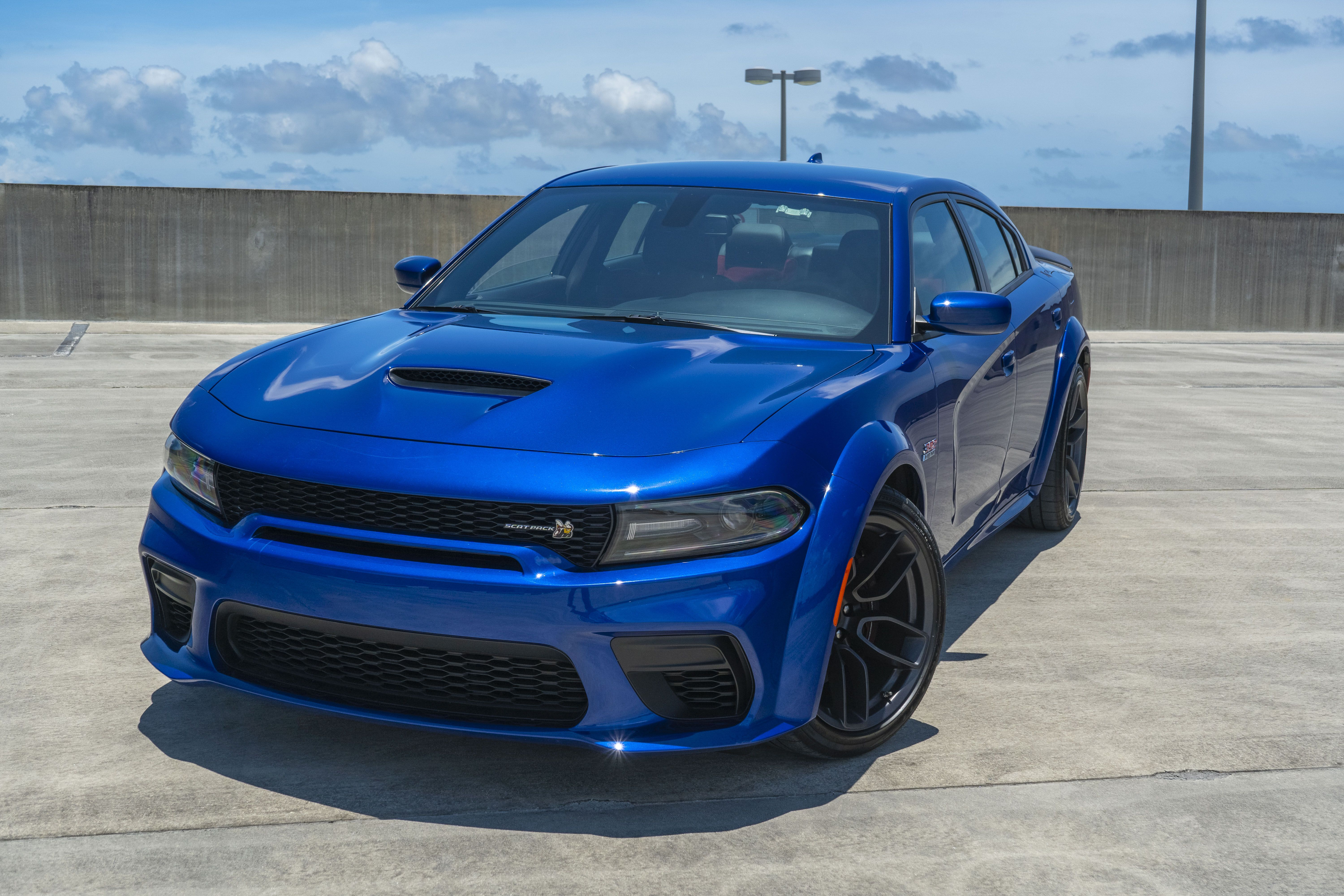 2020 Dodge Charger 392 Scat Pack Widebody Driven Top Speed In 2020 Dodge Charger Scat Pack Dodge