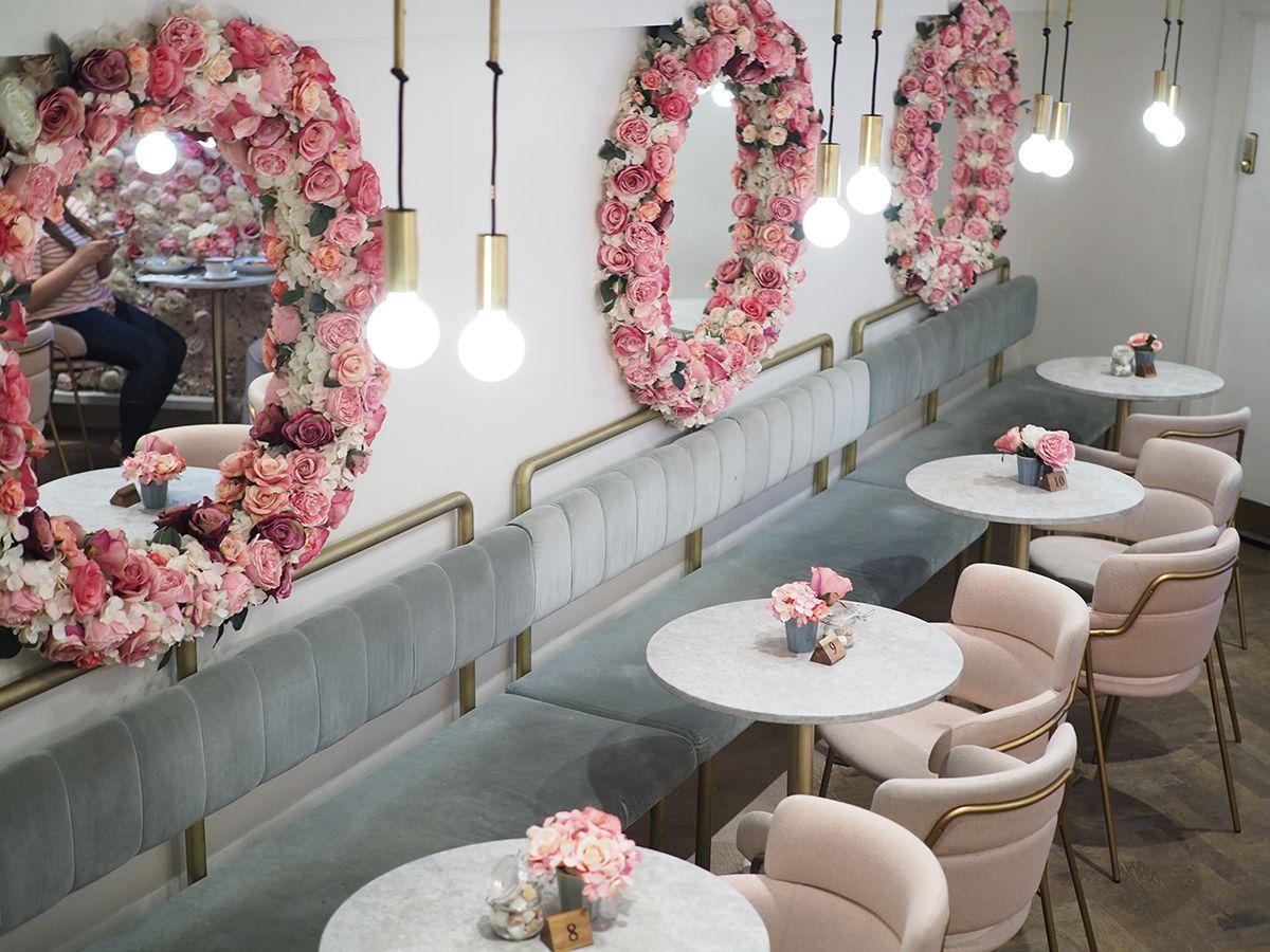 Avec Sofie Blog Elan Cafe London Mayfair Park Lane The Effective