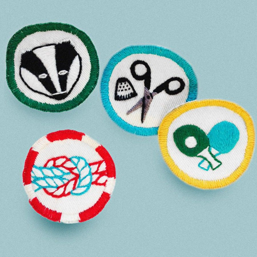 Craft and diy needlepoint sewing kits make your own merit badges craft and diy needlepoint sewing kits make your own merit badges robcynllc Choice Image