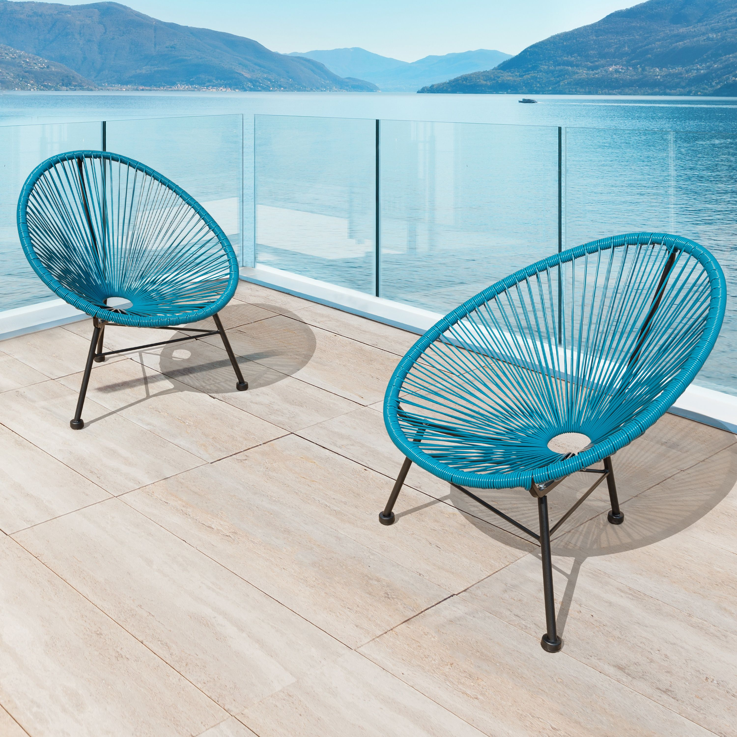 Remarkable Sarcelles Modern Wicker Patio Chairs For Kids By Corvus Set Gmtry Best Dining Table And Chair Ideas Images Gmtryco