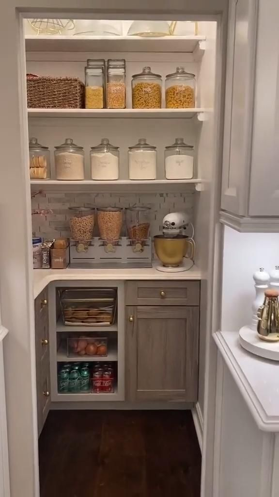 Pantry Recipes and Shelf Cooking