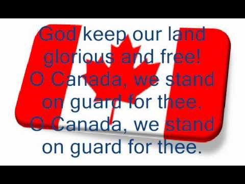 Pin By Angie Rudd On Wishlist Scholar S Choice O Canada Canada For Kids O Canada Lyrics