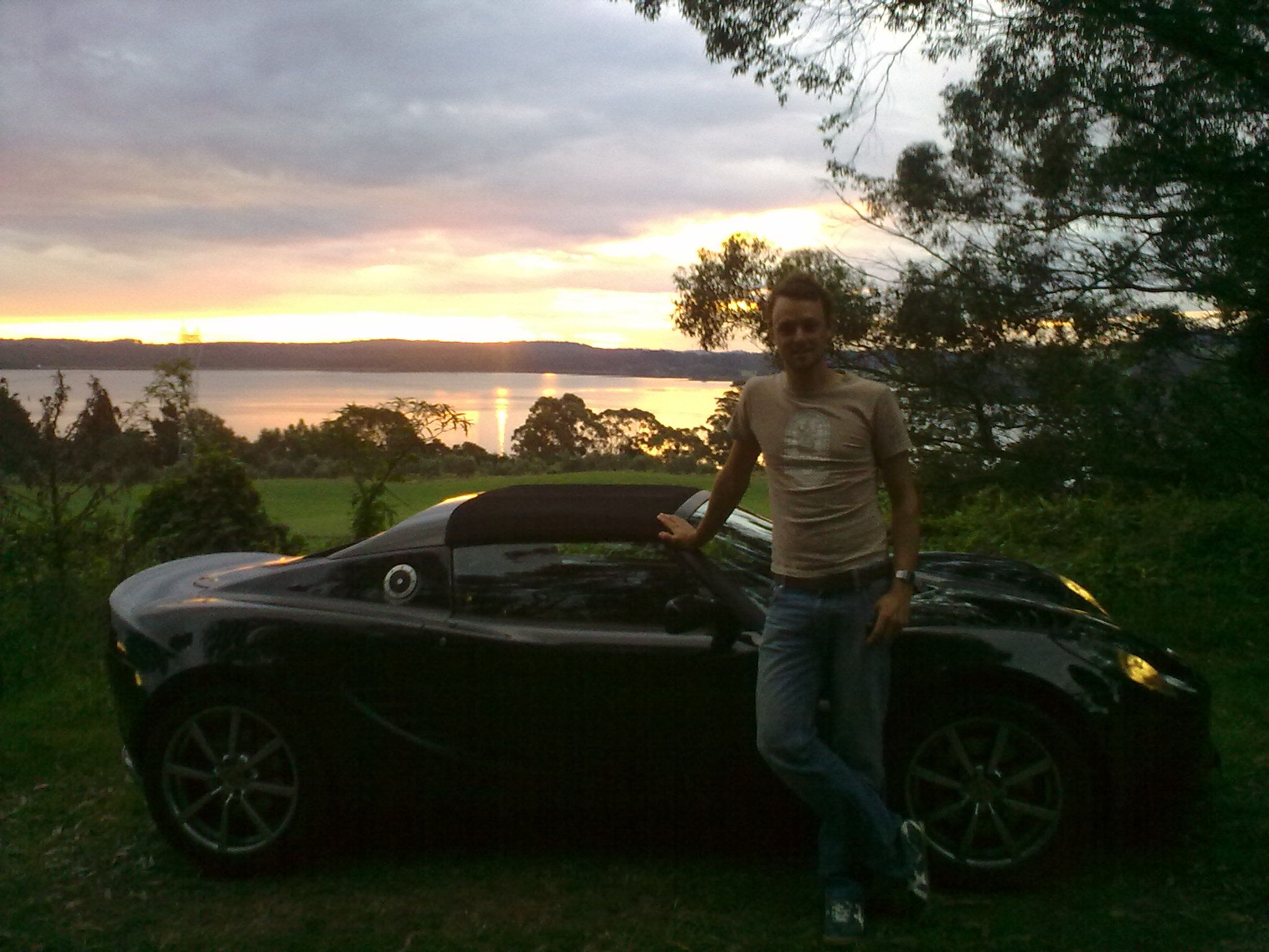Lotus Elise 111R. When the Elise first came out, I was 18, and I ...