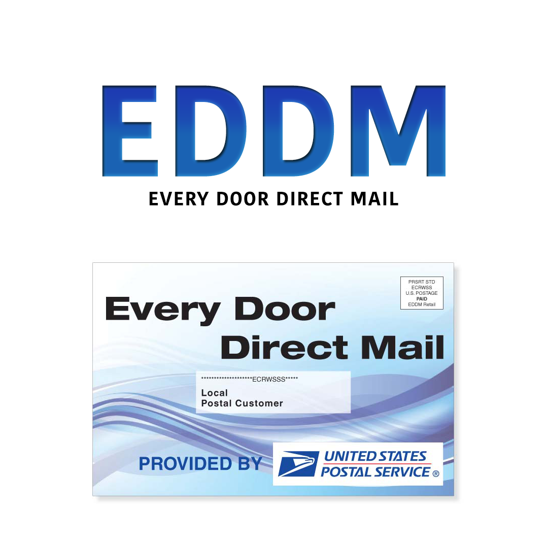 Get EDDM (Every Door Direct Mail) to promote your business