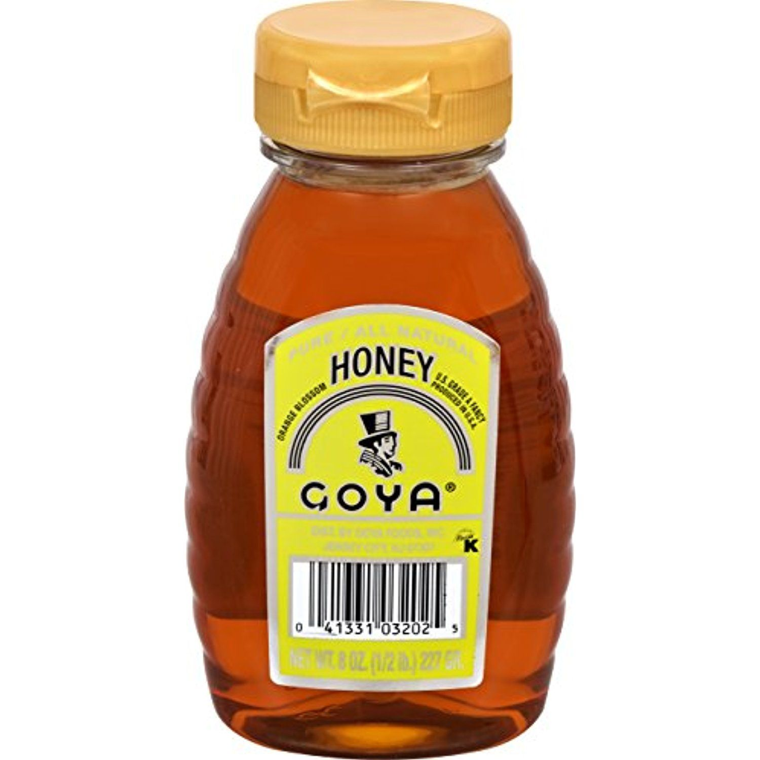 Goya Foods Plain Honey, 8 Ounce Find out more about the