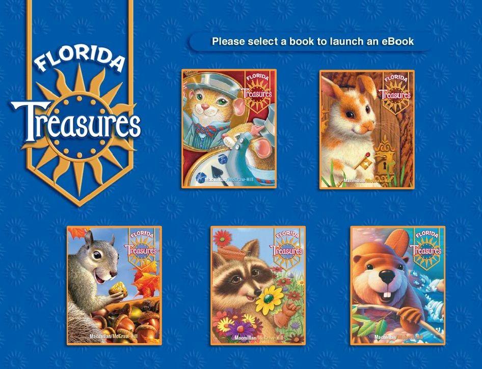Second Grade Florida Treasures online teachermade