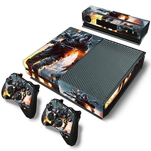 Mod Freakz Console And Controller Vinyl Skin Set Street Soldier