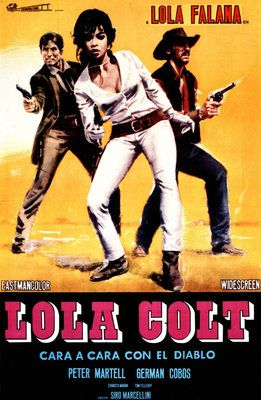 Lola Colt AKA Black Tigress---1967 | African American cinema