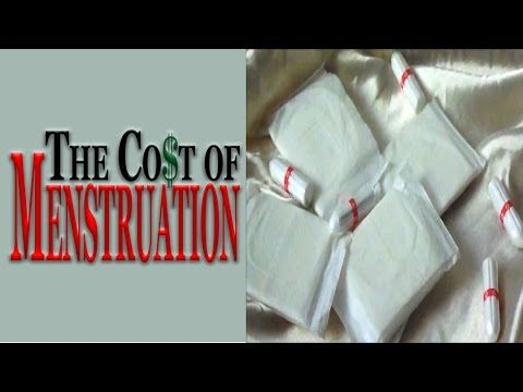The Cost of Menstruating