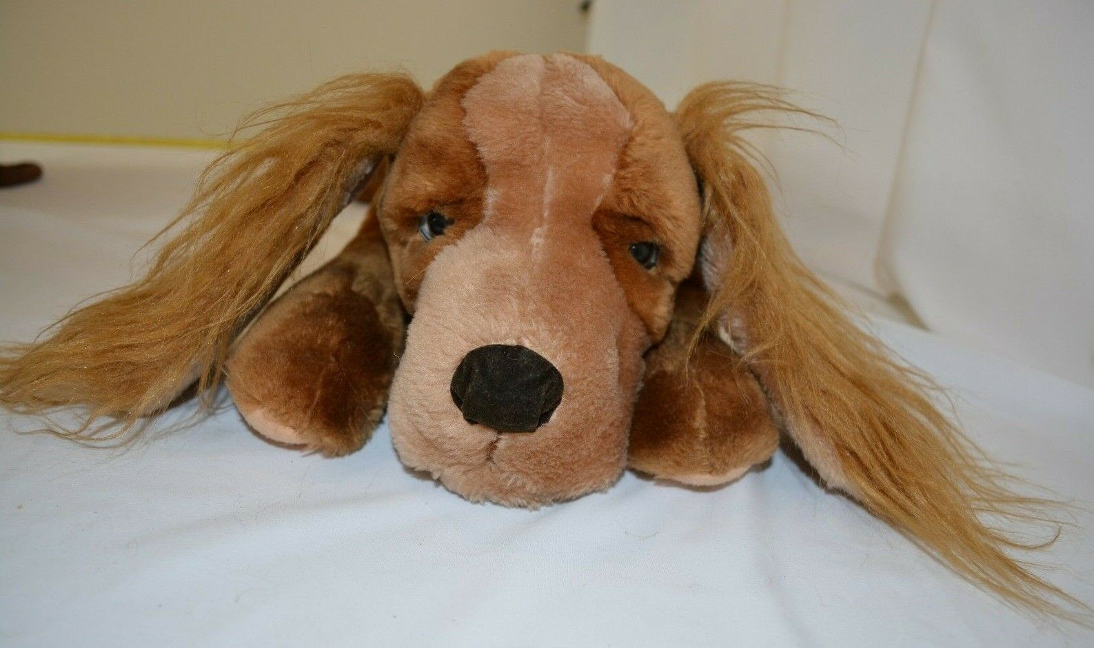 Cocker Spaniel Stuffed Animal Vintage 60s 70s Walmart