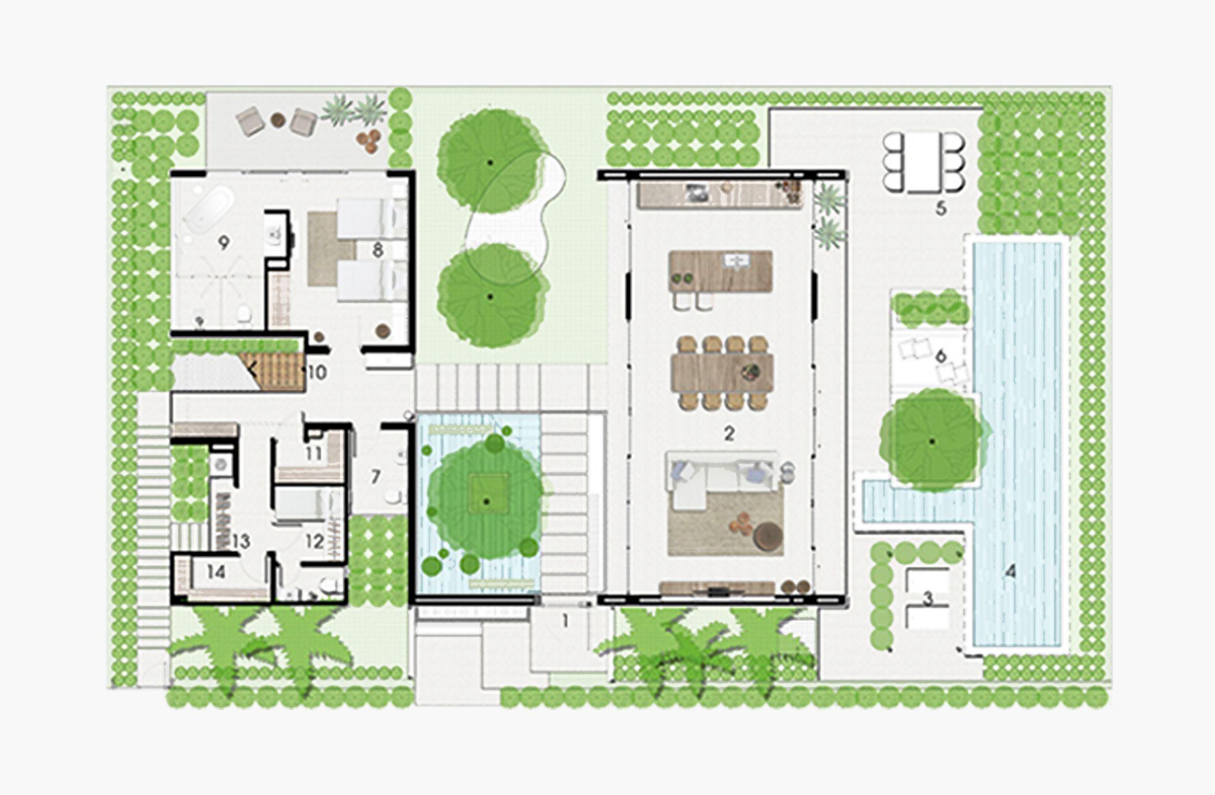 Modern Luxury Tropical Villas Design Google Search Villa Design