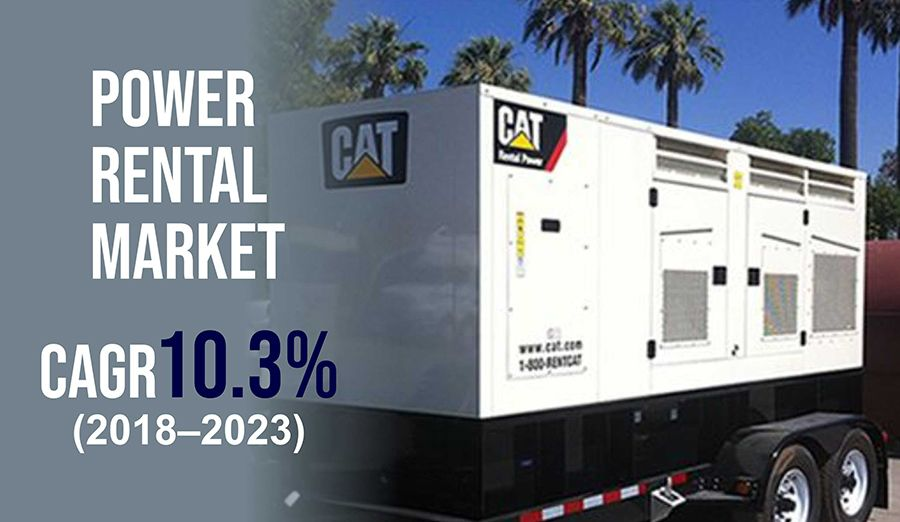 Growing Electricity Demand To Augment Power Rental Market Growth Marketing Rental Natural Disasters