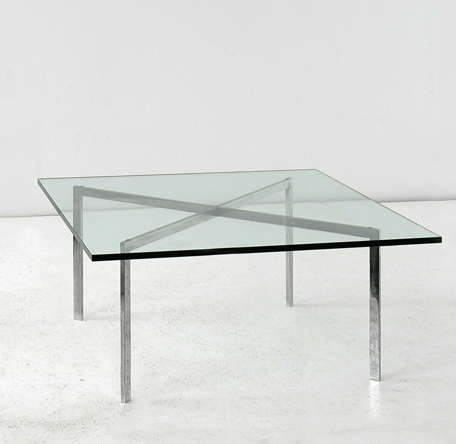 Mies Van Der Rohe Dessau Tisch Knoll International 1960 Bauhaus