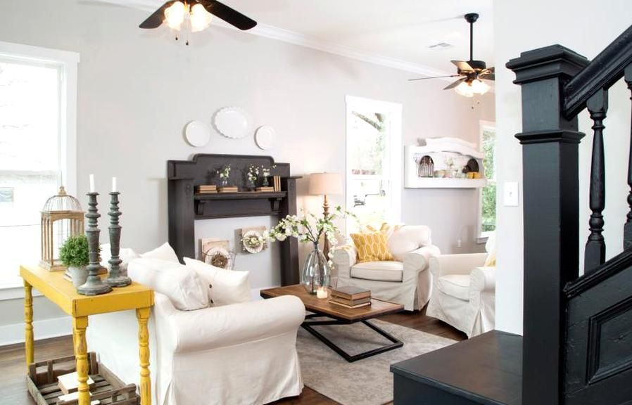 Fixer Uppers Best Living Room Designs And Ideas Hgtvs Fixer Upper With Chip And Joanna Gaines Hgtv In 2020 Best Living Room Design Living Room Designs Room Design