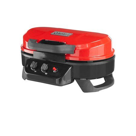 Coleman® RoadTrip 225 Portable Tabletop Propane Grill, Red