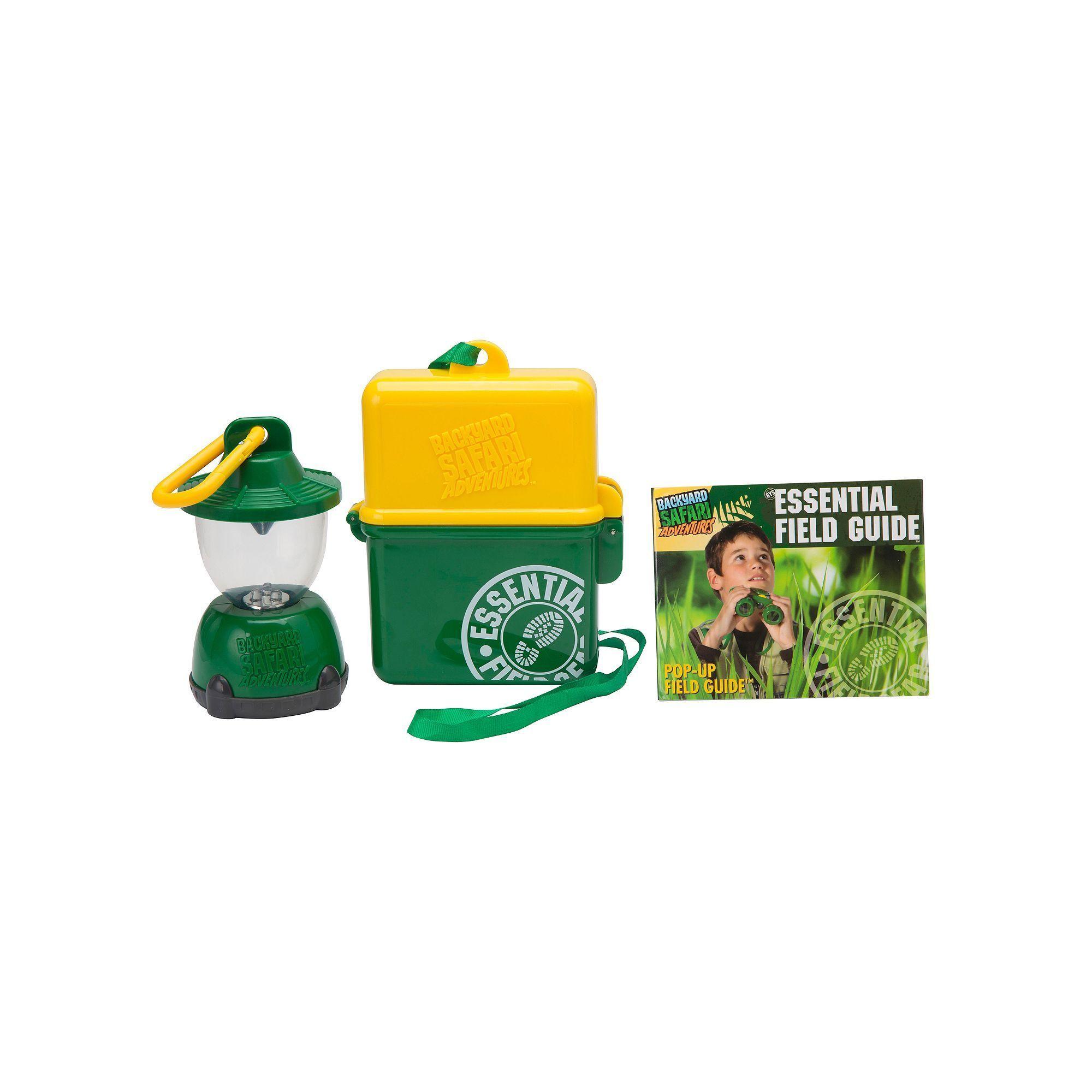 Backyard Safari Adventurer Kit, Multicolor