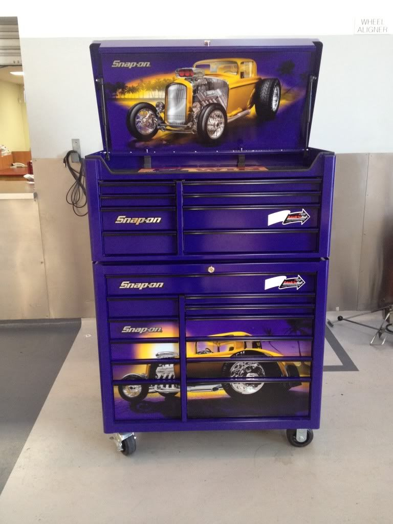 Snap On Roll Cab Tool Box Limited Edition Tool Box S Pinterest