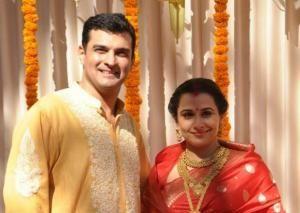 Vidya Balan The Ooh La Lady Has Now Broken Many Hearts As She Ties Wedding