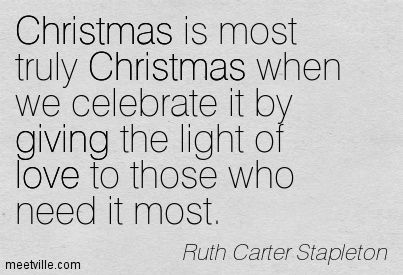 Awesome 20 Christmas Quotes Filled With Cheer
