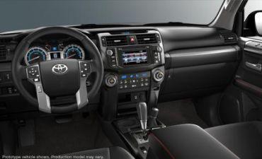 2014 Toyota 4runner Trail Premium Interior I My