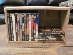 Dvd Vhs Storage Boxes