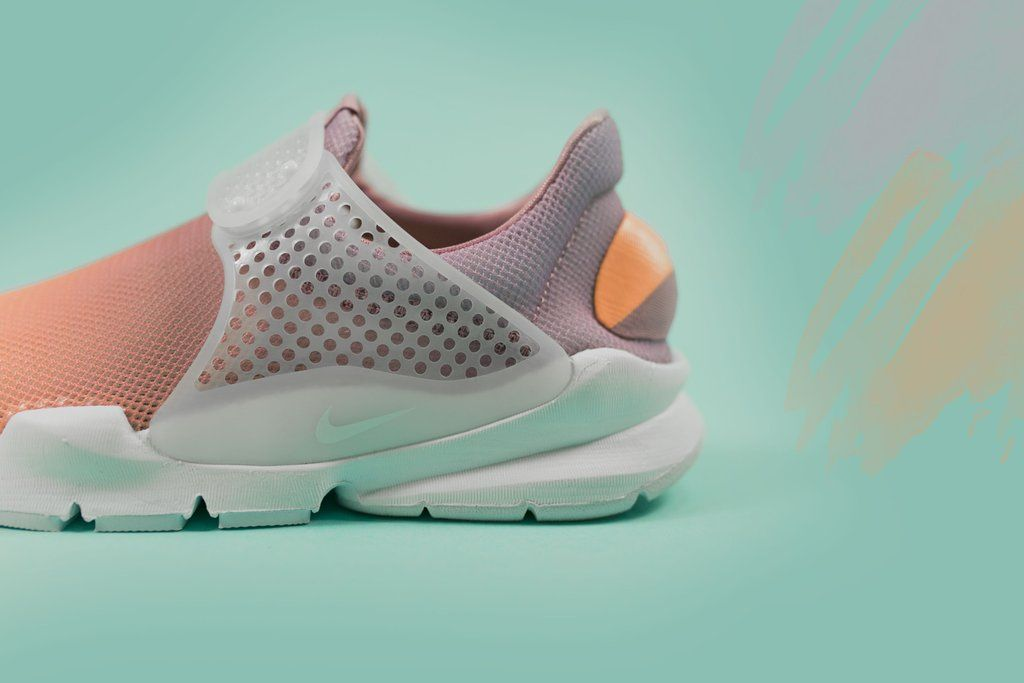 An Ombre Makeover For This New Nike Sock Dart BR • KicksOnFire.com