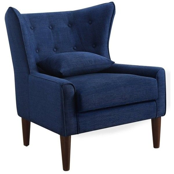 Beacon Falls Wingback Chair ❤ Liked On Polyvore Featuring Home, Furniture,  Chairs, Accent