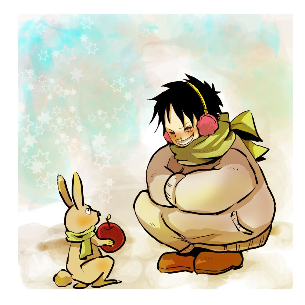 Kawaii luffy anime anime images one piece images