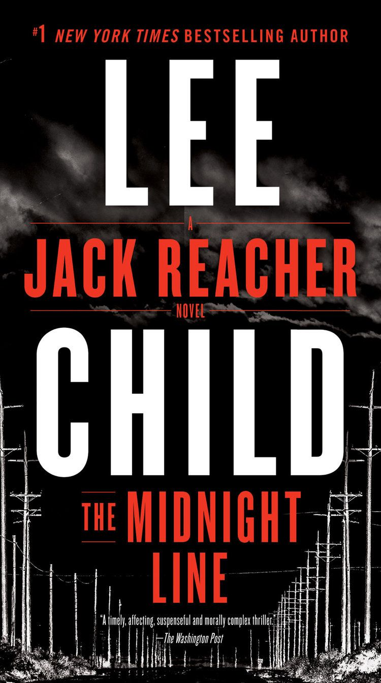 Nathan ripley book review hasty book list lee child