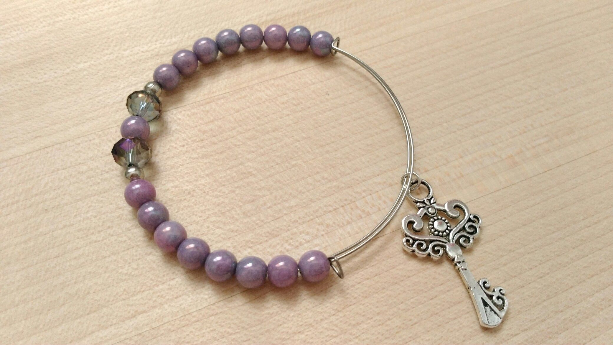 Miraculous Entities Collection: Intoxicating Love Bracelet Close up