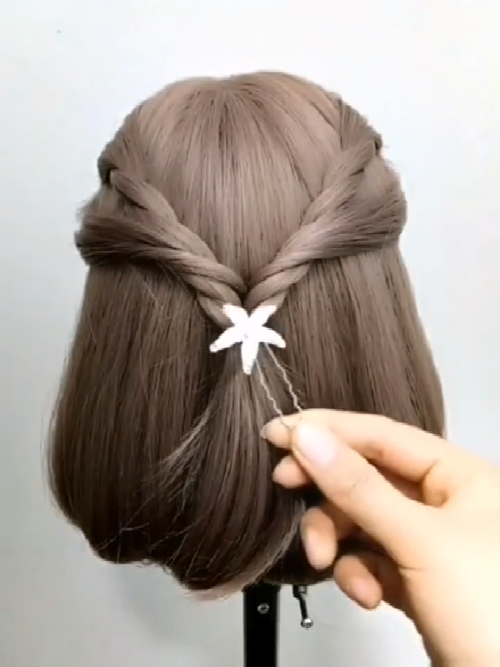 Hairstyle Tutorial 1057