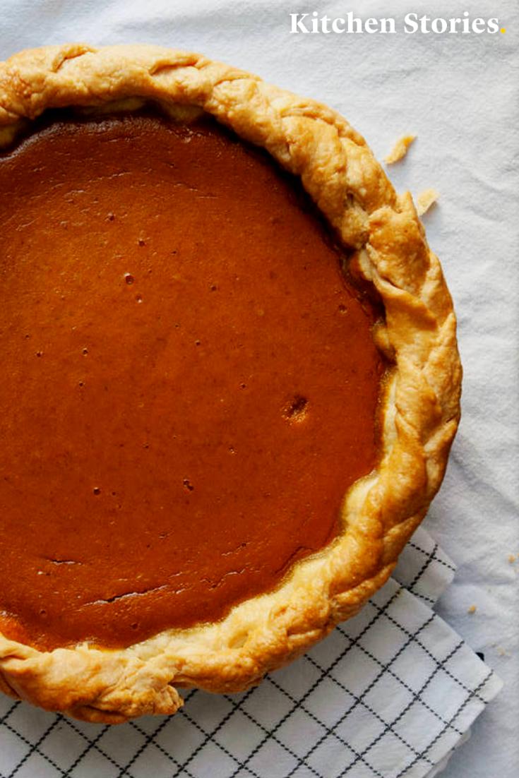 Pumpkin Pie | Rezept | Kitchen Stories