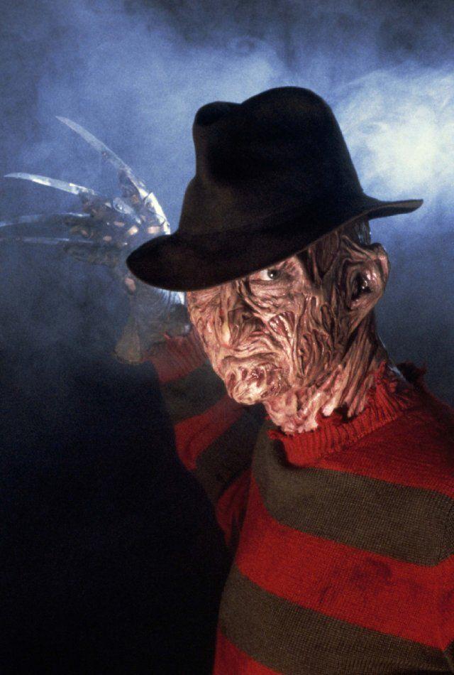 Freddy Krueger | Robert englund freddy krueger, Horror movie icons, A  nightmare on elm street