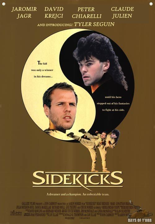 Jagr and Krejci are Czech mates for life! #Bruins #Devils #Sochi