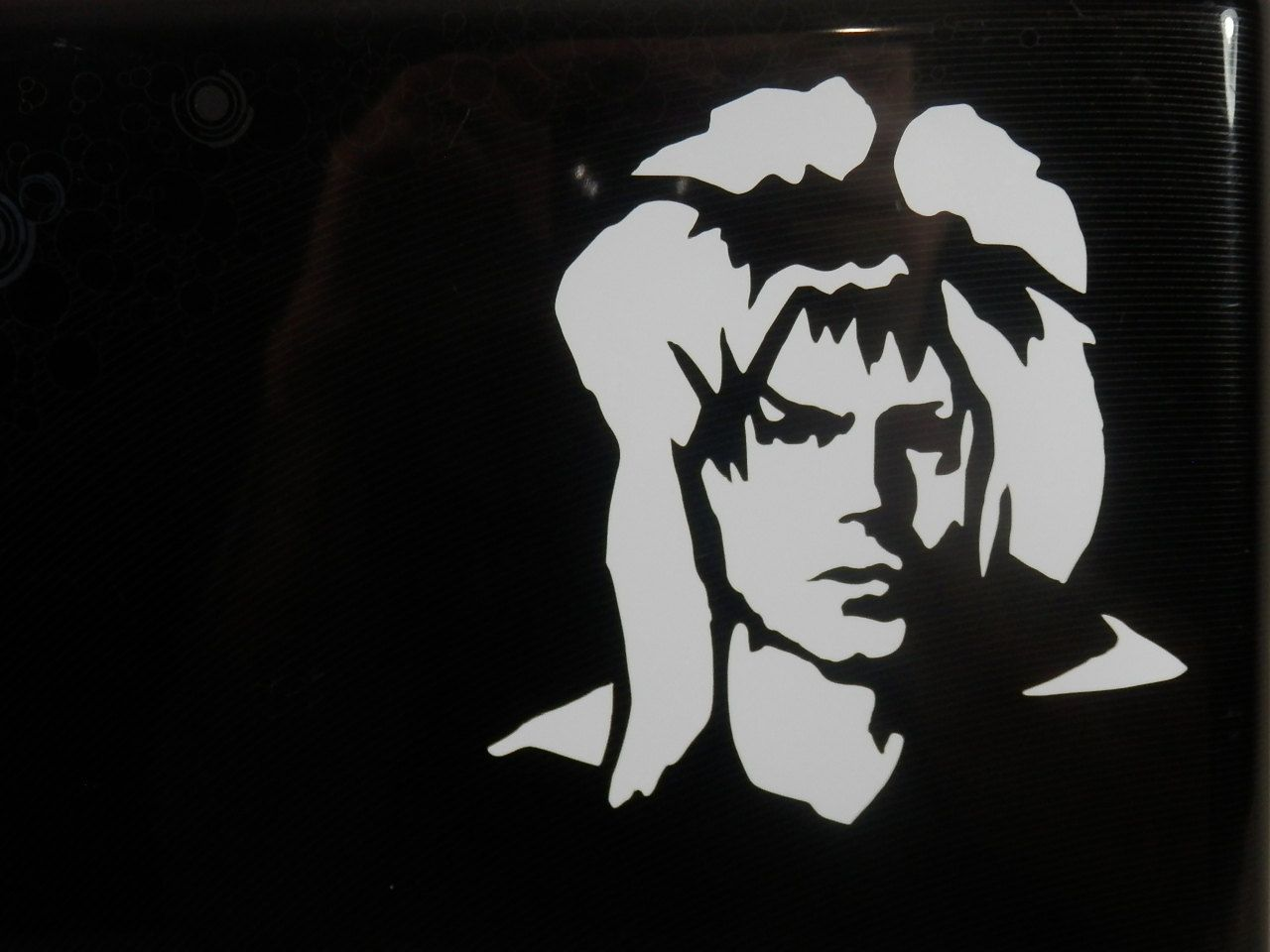 David Bowie Labyrinth Decal Vinyl Bumper Sticker Jareth ...