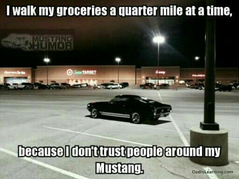 Mustang parking Mustang humor, Mustang cars, Mustang