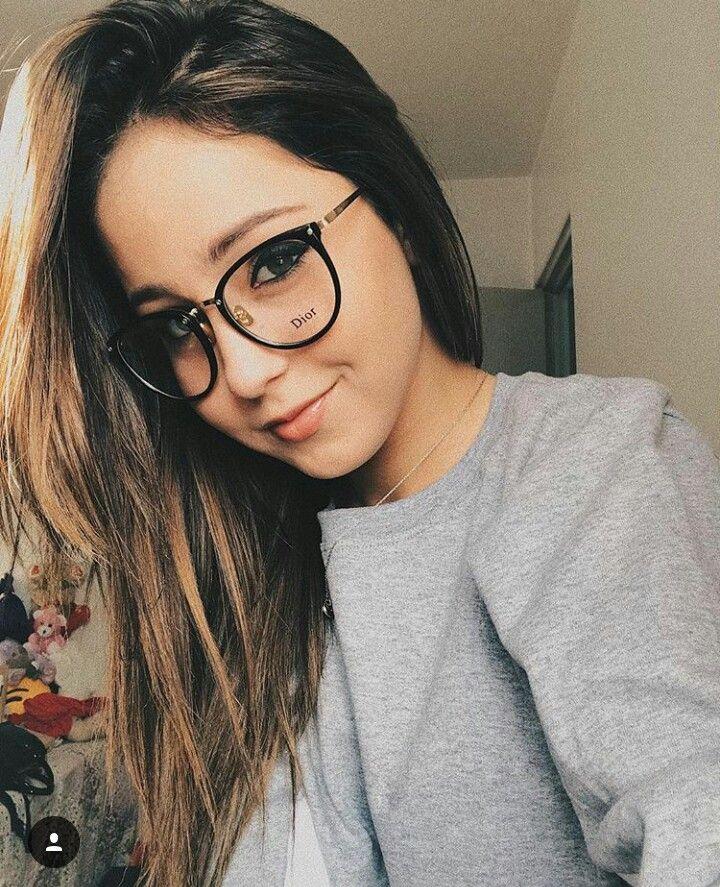 Mharessa Fernanda Com Imagens Meninas De Oculos Oculos De